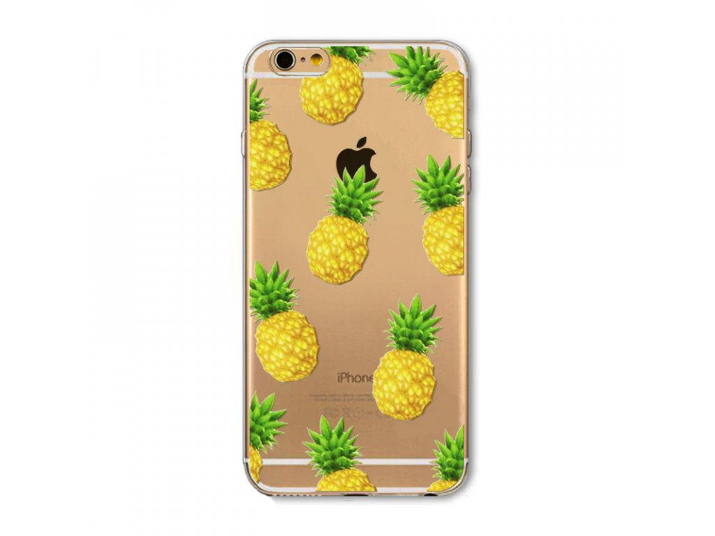Kryt Clearo Pineapple Ultra Thin iPhone 4 4S - Kryteo.cz e2726a5c6fd