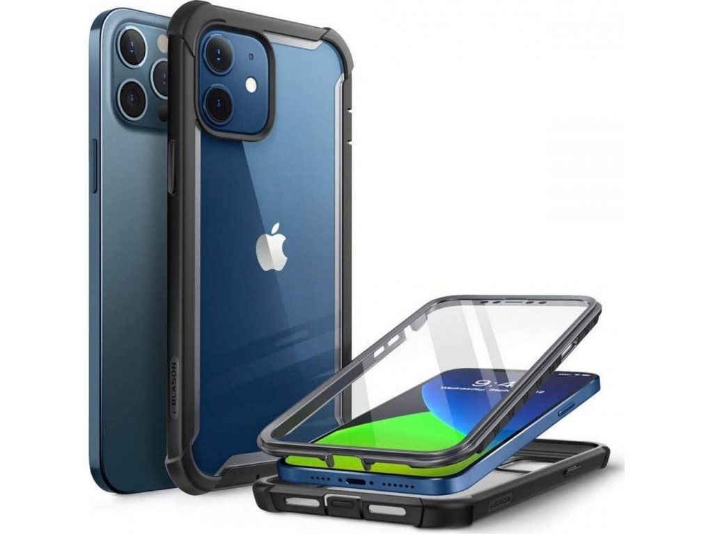 SUPCASE IBLSN ARES IPHONE 12/12 PRO BLACK