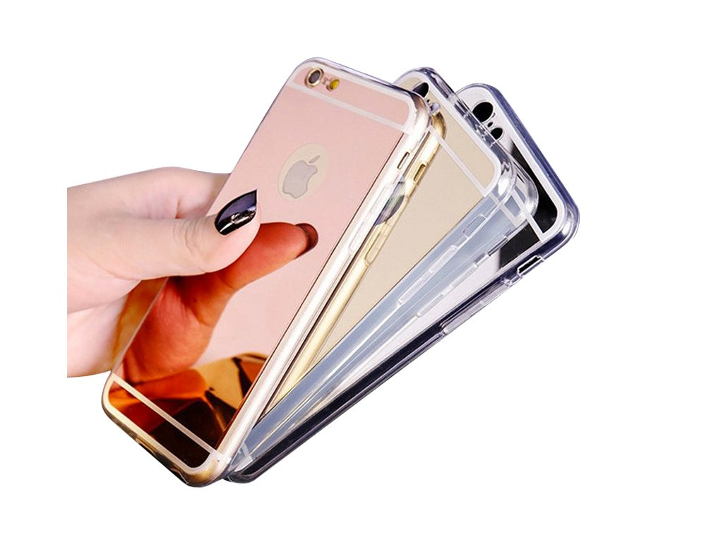 c5fb6bf18 Luxusní kryt pro iPhone 6/6S - Mirrori + DOPRAVA ZDARMA!