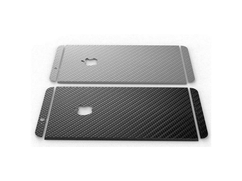 Fólie Luphie Carbon pro iPhone 6/6S (zadní) (Barva Space Grey)