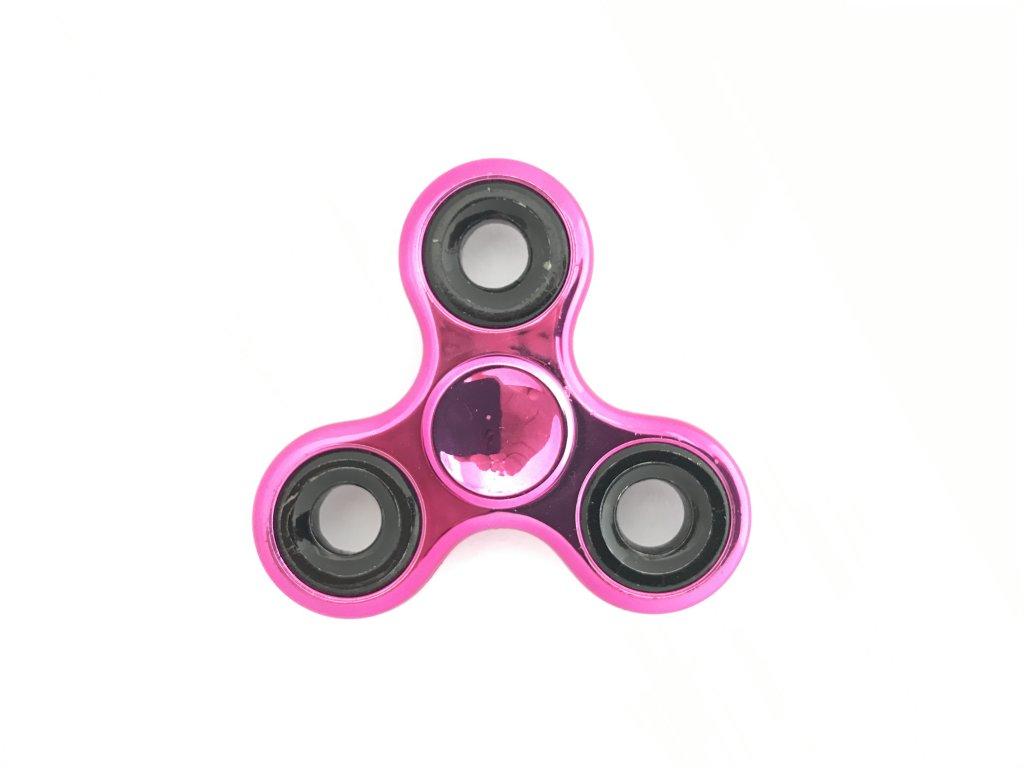 6519 fidget spinner clearo purple
