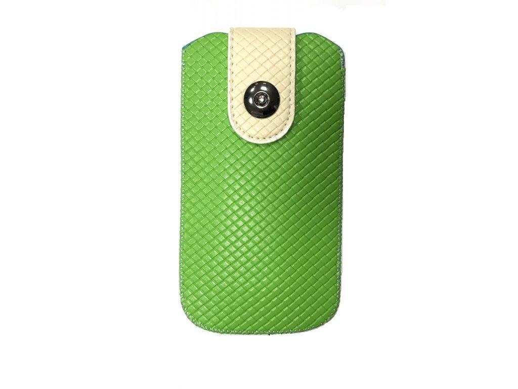 7311 3 univerzalni kapsa clearo pro mobilni telefony zelena iphone 6 6s 7 8 a dalsi