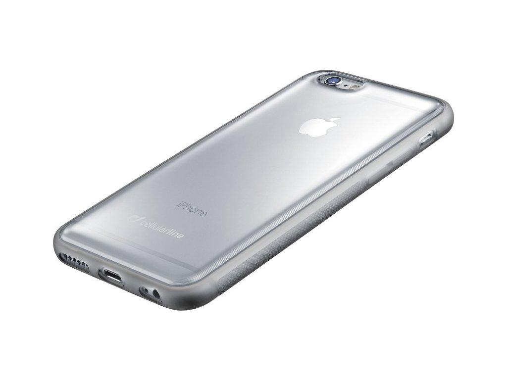 Adhezivní zadní kryt Cellularline ANTI-GRAVITY pro Apple iPhone 7/8