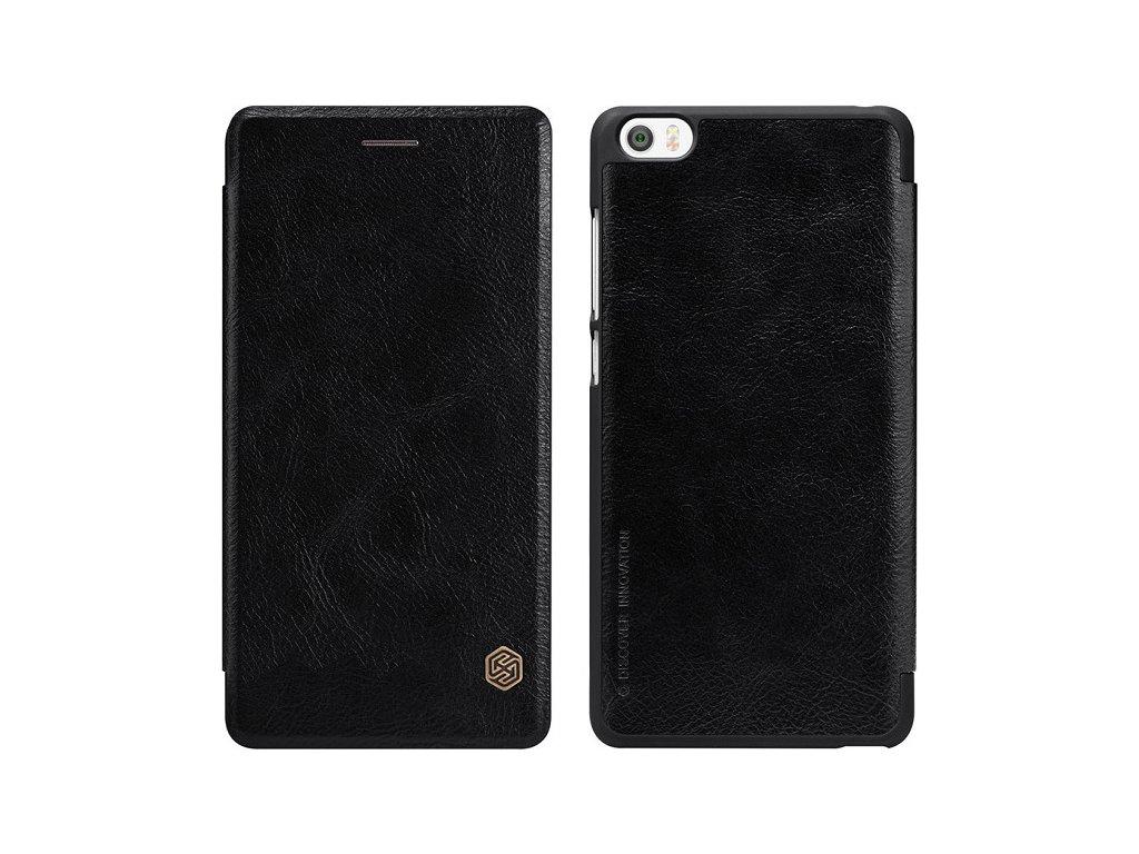 Nillkin Qin Book Pouzdro Black pro iPhone 6/6S