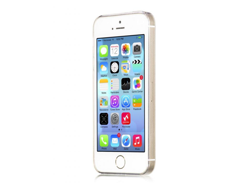 ... čirý · Kryt HOCO Light Ultra-tenký pro Apple iPhone 5 5S SE a5322c55281