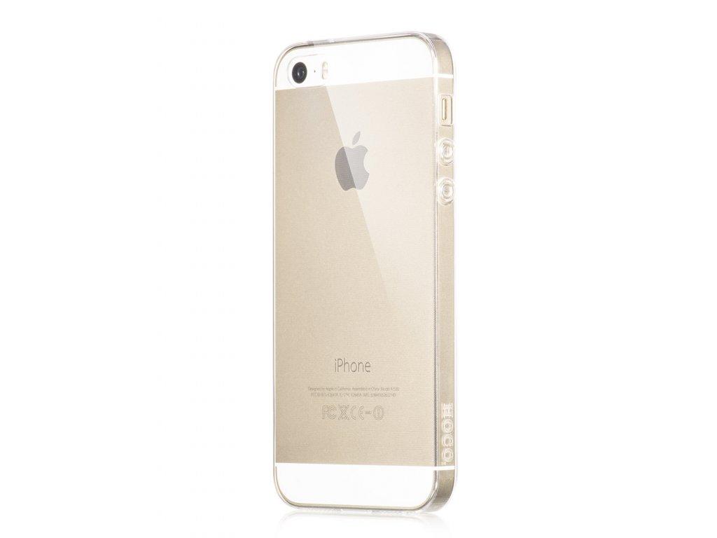 Kryt HOCO Light Ultra-tenký pro Apple iPhone 5 5S SE 131766ecdb5