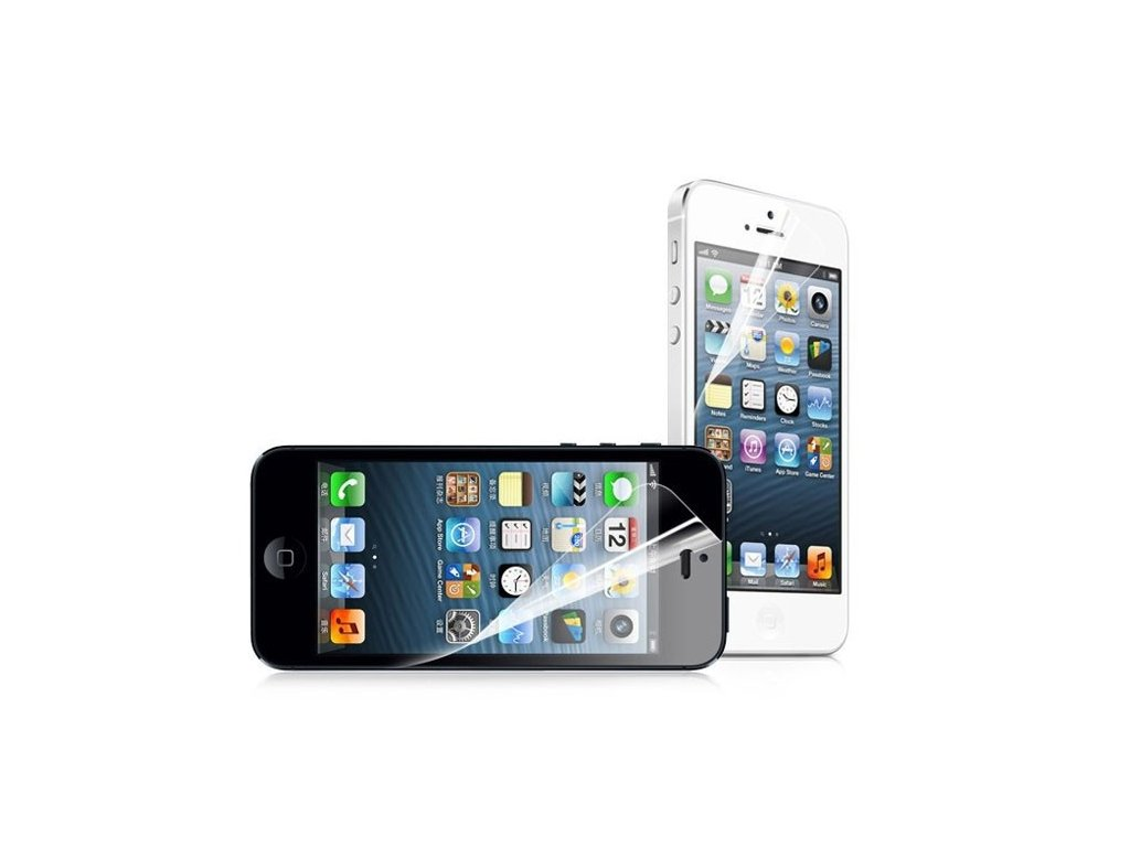 86 folie complete cover pro iphone 5 5s predni zadni