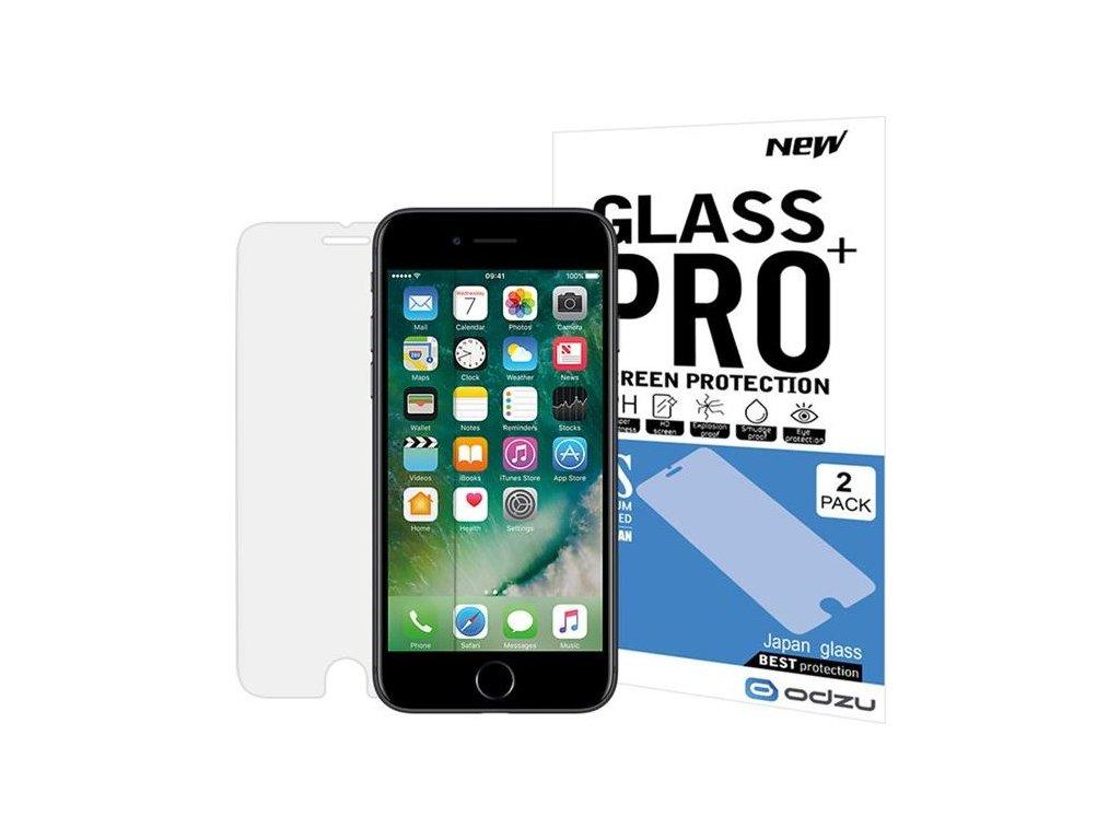 Odzu Glass Screen Protector, 2pcs - iPhone 8/7/6s