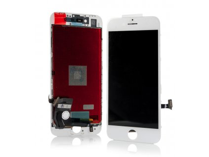 LCD + TOUCH SCREEN IPHONE 8 WHITE HQ TM TIANMA