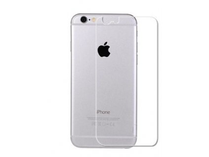 1075 zadni folie cover 2 ks pro iphone 6 6s