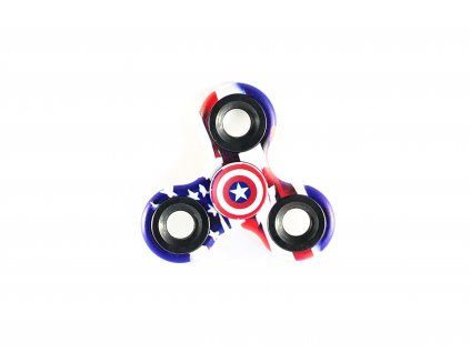 Fidget Spinner Clearo – American