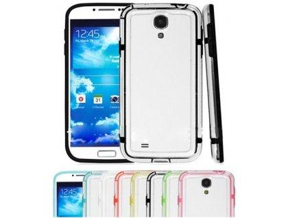 Bumper pro Samsung GalaxyS4 (Barva Růžový)