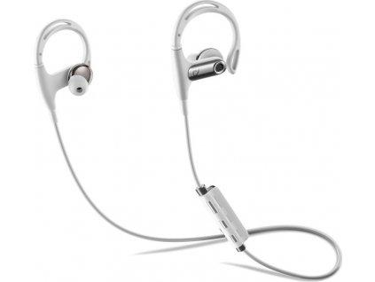 Bezdrátová In-ear stereo sluchátka CELLULARLINE STEADY, AQL® certifikace, bílá