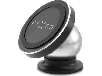 Univerzální magnetický držák FIXED FIXM2 pro mobilní telefony s 3M páskou pro upevnění na palubní desku