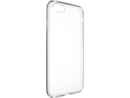 Ultratenké TPU gelové pouzdro FIXED Skin pro Apple iPhone 7/8, 0,6 mm, čiré