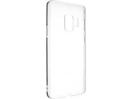 Ultratenké TPU gelové pouzdro FIXED Skin pro Samsung Galaxy S9, 0,6 mm, čiré