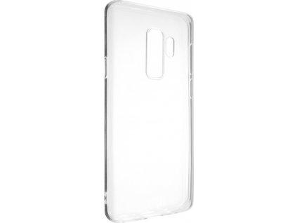 Ultratenké TPU gelové pouzdro FIXED Skin pro Samsung Galaxy S9 Plus, 0,6 mm, čiré