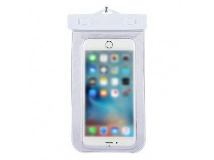 vodotesne pouzdro iphone bile hlavni foto