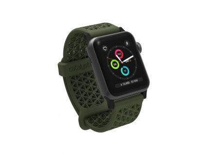 15905 1 catalyst sport band green apple watch 40 38mm