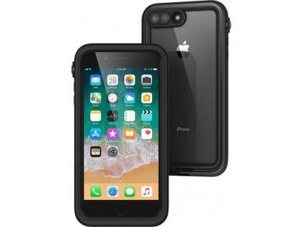 Catalyst Waterproof case, black - iPhone 8+/7+