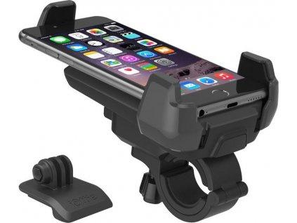 iOttie Active Edge Bike Mount, black + GoPro adap.