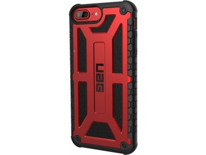 UAG Monarch case, crimson - iPhone 8+/7+/6s+