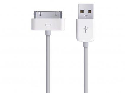 Originální USB datový kabel MA591G/A 30pin pro Apple iPhone 3GS, 3G, 4/4S