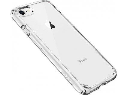 Spigen Ultra Hybrid 2, clear - iPhone SE/8/7