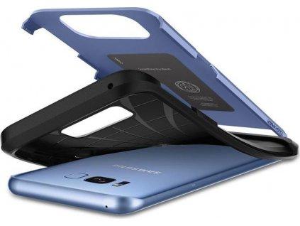 Spigen Tough Armor, blue coral - Galaxy S8+
