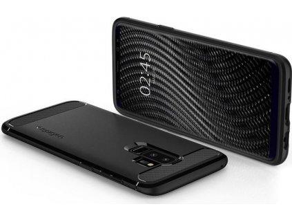 Spigen Rugged Armor, black - Galaxy S9