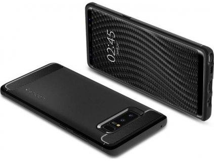 Spigen Rugged Armor, black - Galaxy Note8