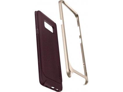 Spigen Neo Hybrid, burgundy - Galaxy S8