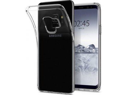 Spigen Liquid Crystal, clear - Galaxy S9