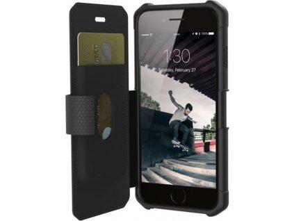 17863 uag metropolis case black black iphone 8 7 6s