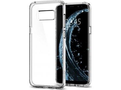 Spigen Ultra Hybrid, crystal clear - Galaxy S8