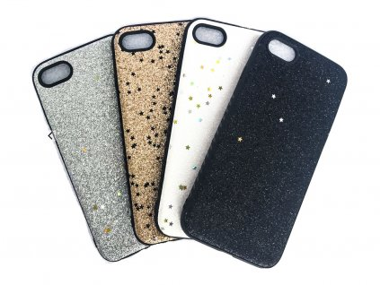 Kryt Shine star pro iPhone 7/8 (Barva Zlatý)