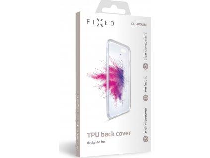 TPU gelové pouzdro FIXED pro Samsung Galaxy Note 9, čiré