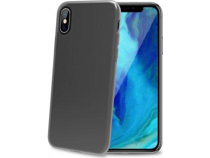 TPU pouzdro CELLY Gelskin pro Apple iPhone XS Max, černé
