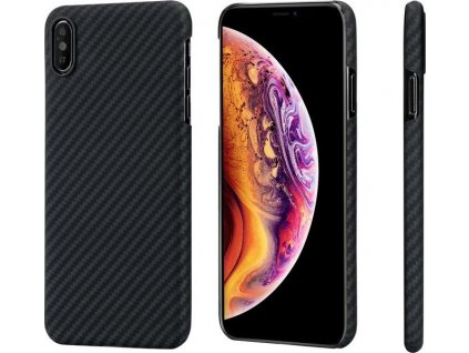 19664 pitaka aramid case black grey iphone xs max