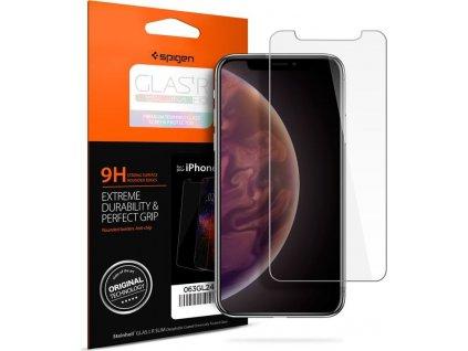 Spigen Glas.tR Slim HD - iPhone 11 Pro/XS/X