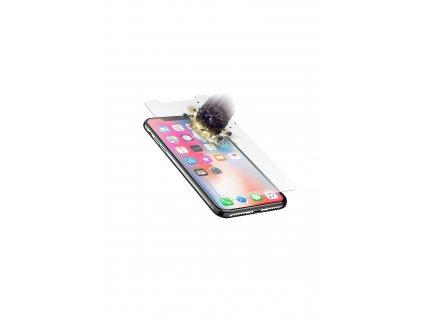 Prémiové ochranné tvrzené sklo Cellularline TETRA FORCE GLASS pro Apple iPhone X/XS/11Pro