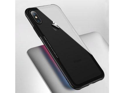 Kryt FLOVEME Ultra Hybrid GLASS pro iPhone X / XS