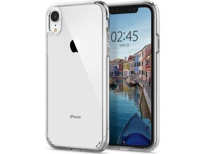 Spigen Ultra Hybrid, crystal clear - iPhone XR