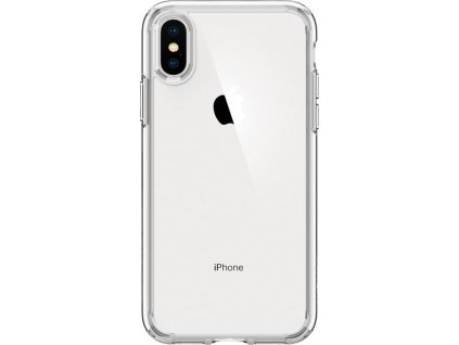 Spigen Ultra Hybrid, crystal clear - iPhone XS/X
