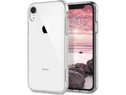 Spigen Crystal Hybrid, clear - iPhone XR