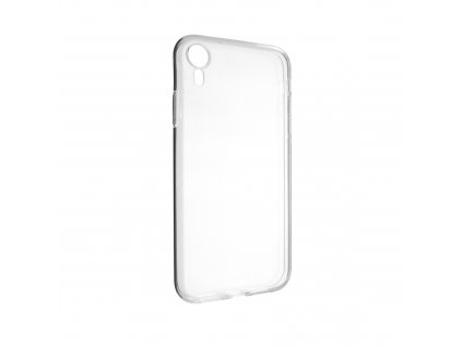 TPU gelové pouzdro FIXED pro Apple iPhone XR, čiré