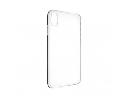 20813 ultratenke tpu gelove pouzdro fixed skin pro apple iphone xs max 0 6 mm cire