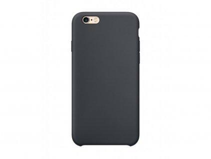 21098 1 originalni silikonovy kryt clearo pro iphone 6 6s sedy
