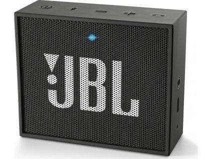 JBL Go Bluetooth reproduktor, černá
