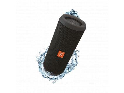 JBL Flip 3 Bluetooth reproduktor, černá